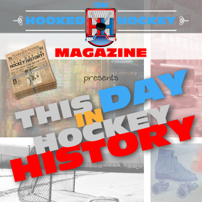 Photo of This Day in Hockey History – July 2