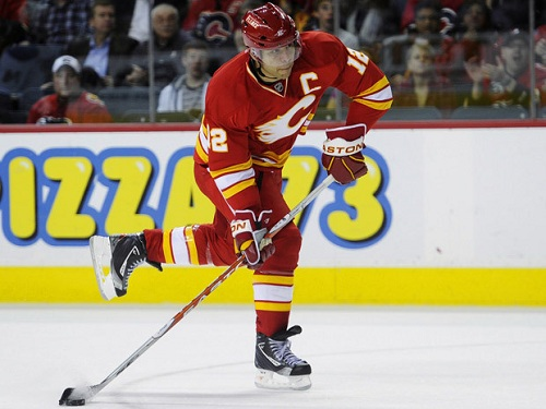Living Legends - Jarome Iginla