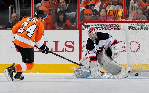 Flyers Edge Devils in Shootout, Begin Playoff Push