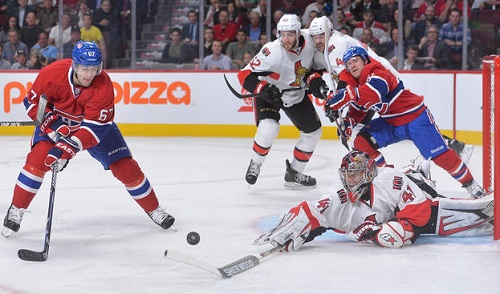 Habs Lose Opener to Ottawa 4-2