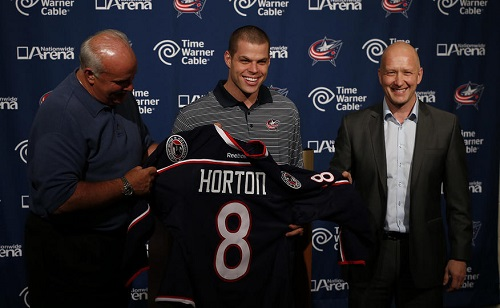 For the first time in franchise history, the Blue Jackets made not only a big splash, but arguably the biggest splash in free agency