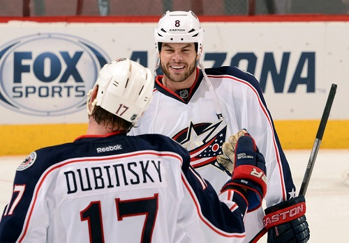 Photo of Moneypuck: Nathan Horton's Contract with the Blue Jackets