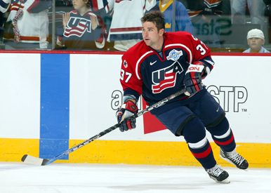 Chris Drury scored a lot of clutch goals in his career. (Getty Images)