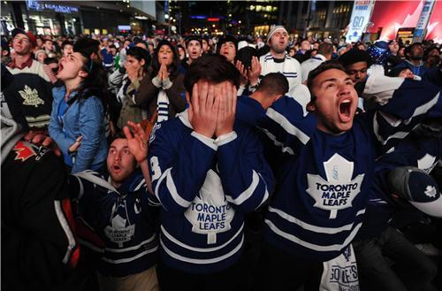 Photo of 7 Signs You're A Toronto Maple Leafs Fan