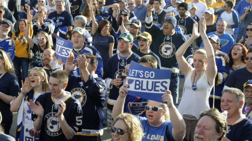 Photo of 6 Signs You're a St. Louis Blues Fan