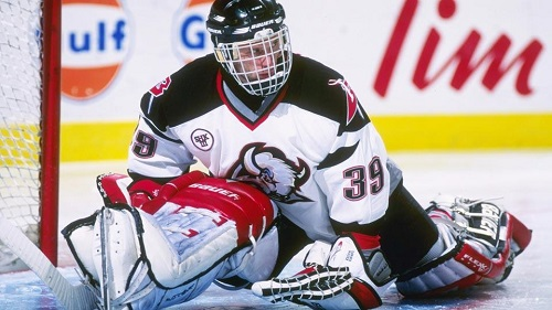 Photo of Dominik Hasek Selected for Hockey Hall of Fame