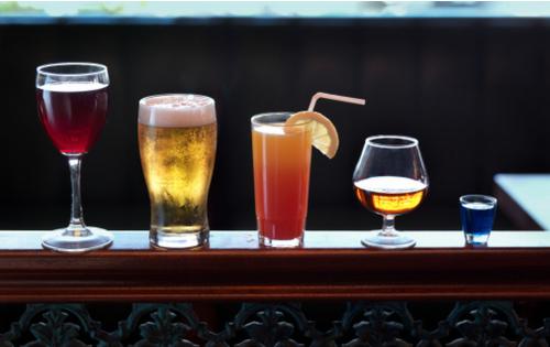 Photo of Hockey Bar: NHL Teams as Alcoholic Beverages