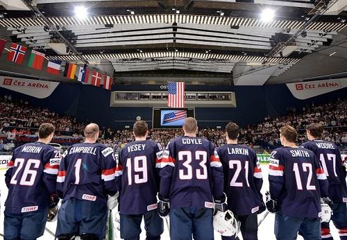 Photo of USA Defeats Slovakia, Wins Group B at 2015 World Championships