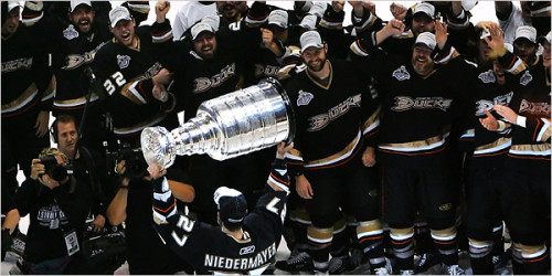 Photo of Top 5 Anaheim Ducks Players of All-Time