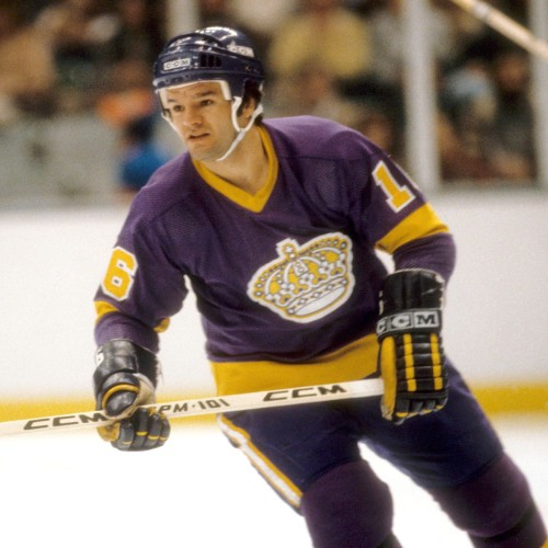 Marcel Dionne - A Los Angeles Kings Legend. (B Bennett/Getty Images)