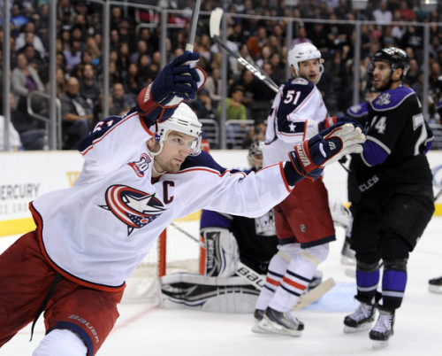 best cheap 4dc2b ecfcf Top 5 Columbus Blue Jackets Players of All-Time