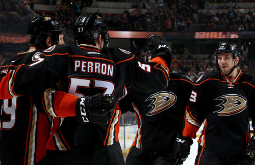 "Photo of Clendening and Perron a ""Better Fit"" for the Ducks"