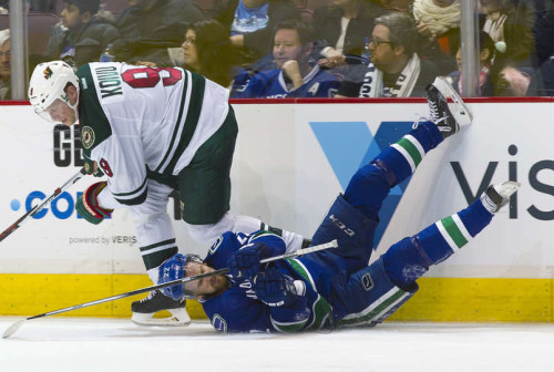 Photo of Canucks Follow Up Poor Effort From Saturday With Similar Performance Vs Wild