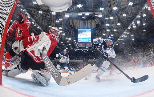 Photo of Finland Blanks Canada at the 2016 World Championships
