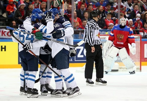 Photo of Finland Finishes-Off Russia, Advances to Gold Medal Game Final
