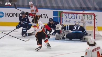 Photo of WATCH: Every GOAL from Game 3 between Calgary Flames vs Winnipeg Jets (Stanley Cup Qualifiers)