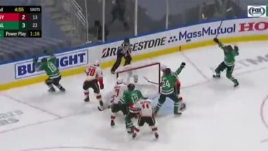 Photo of EVERY GOAL from Game 2 between Calgary Flames vs Dallas Stars (Stanley Cup Playoffs Round 1)