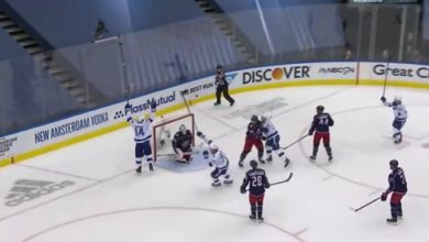 Photo of EVERY GOAL from Game 3 between Tampa Bay Lightning vs Columbus Blue Jackets (Stanley Cup Playoffs Round 1)