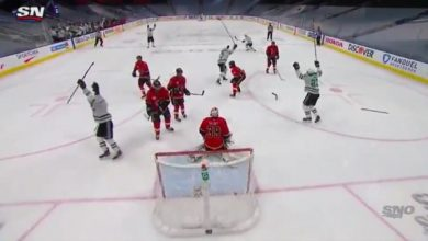 Photo of EVERY GOAL from Game 4 between Dallas Stars vs Calgary Flames (Stanley Cup Playoffs Round 1)