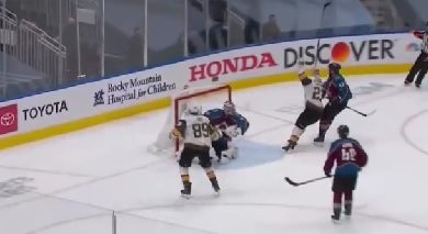 Photo of WATCH: Every GOAL from Round Robin game between Vegas Golden Knights vs Colorado Avalanche