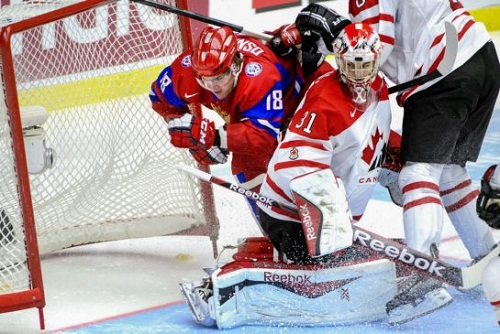 Photo of Team Canada Falls to Russia in Bronze Medal Game