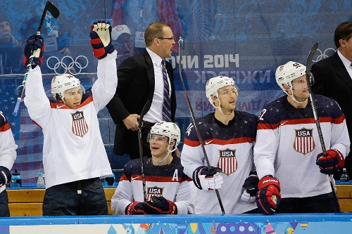 Photo of USA Advances to Semis