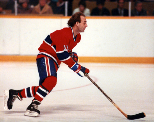 Lafleur was the prize of the 1971 NHL Draft and the Canadiens were determined to have him. (Photo via andrewpodniecks.com)