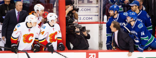 Photo of Three keys for Calgary Flames series win against Vancouver Canucks