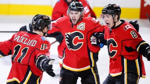 Photo of Calgary Flames can't salvage split with Anaheim Ducks