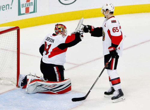 Photo of The Craig Anderson Save That Defines Ottawa's Season