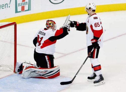 Photo of The Craig Anderson Save That Defines Ottawa's Season