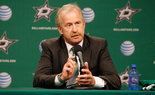 Photo of Jim Nill Signs 5-year Contract Extension With Dallas Stars