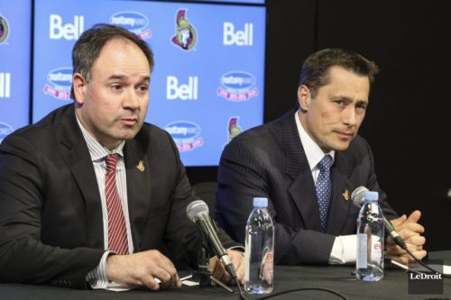 Photo of Ottawa Senators finalize coaching staff ahead of 2016 NHL Entry Draft