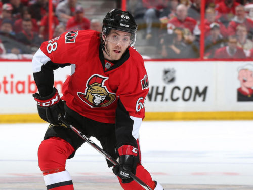 Photo of Ottawa Senators avoid arbitration with Mike Hoffman