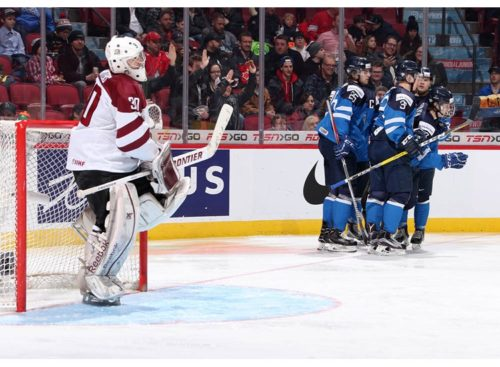 Photo of Finland Finishes off Latvia at the 2017 World Junior Championships