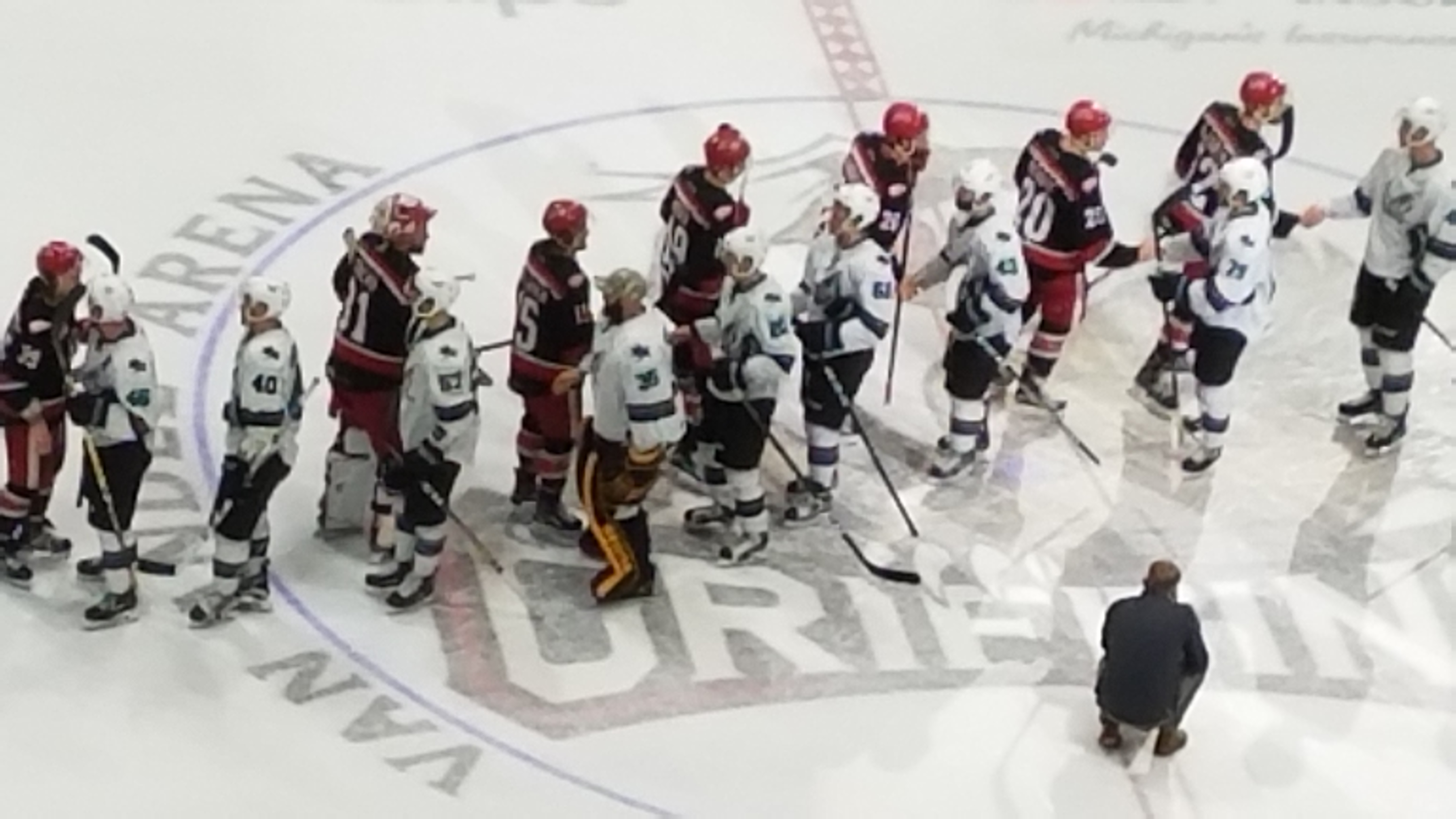 Photo of Griffins Advance to Calder Cup Finals, Will Face Syracuse