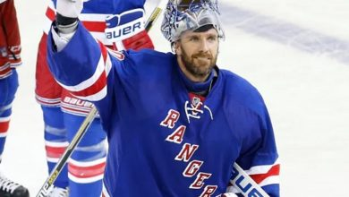 Photo of After 15 NHL Seasons; New York Rangers have decided to buyout Henrik Lundqvist